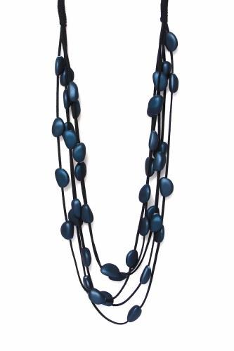Envy Jewellery Velvet Beads Necklace