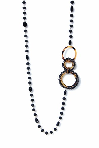 Envy Jewellery Bead and Link Necklace