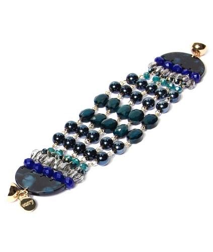 Envy Jewellery Multi Beads Bracelet