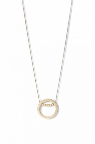 Envy Jewellery Circle Pendant Earrings