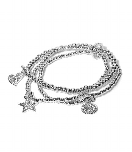 Envy Jewellery Triple Strand Bracelet