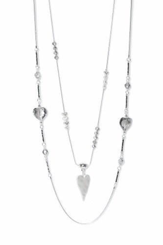 Envy Jewellery Layered Pendant Necklace