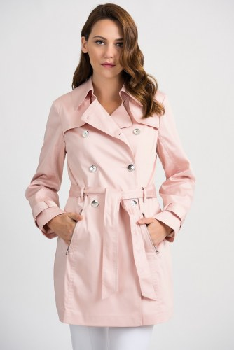 Joseph Ribkoff Trench Coat (201297)