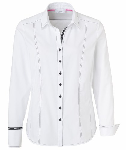 Just White Sporty Shirt (41743)