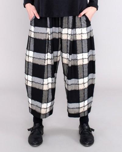 Mama b. Punto Check Trousers (4007)