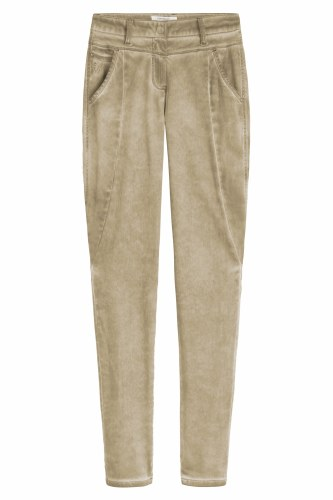 Sandwich Distressed Trousers