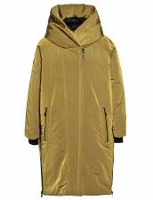 Creenstone Delilah Zip Side Wrap Coat (0960)