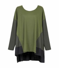 Alembika Colour Block Top