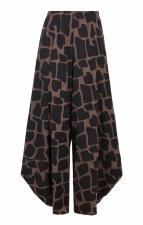 Alembika Giraffe Jersey Trousers