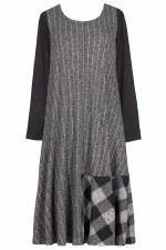 Alembika Patchwork Dress (422)