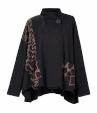 Alembika Giraffe Patchwork Jacket