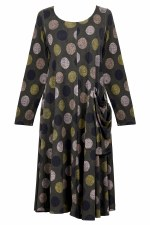 Alembika Spot Jersey Dress