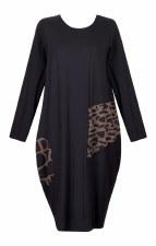 Alembika Giraffe Jersey Dress