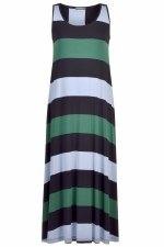Alembika Stripe Jersey Dress