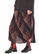 Crea Concept Tartan Skirt (30055)