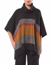 Crea Concept Navaho Striped Cape (30147)