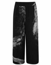 Crea Concept Linen Print Culottes