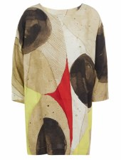 Crea Concept Abstract Tunic