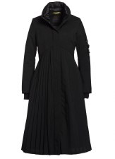 Creenstone Pleated Coat