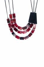 Envy Jewellery Resin Layered Necklace