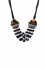 Envy Jewellery Multi Beads Necklace