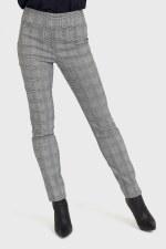 Joseph Ribkoff Checked Trousers