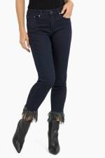 Joseph Ribkoff Fringe Jeans (193986)