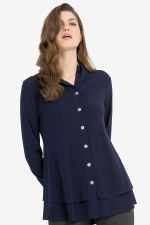 Joseph Ribkoff Layered Shirt