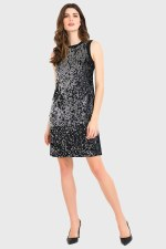 Joseph Ribkoff Sequin Dress