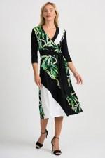 Joseph Ribkoff Jungle Panel Dress (201175)