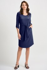Joseph Ribkoff Tie Waist Dress (201274)