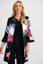 Joseph Ribkoff Floral Jacket (201292)