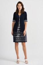 Joseph Ribkoff Knots Dress (201365)