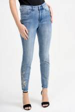 Joseph Ribkoff Sequin Jeans (201991)