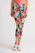 Joseph Ribkoff Floral Trousers (202260)