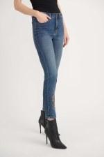 Joseph Ribkoff Embellished Jeans