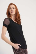 Joseph Ribkoff V Neck Top