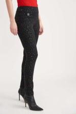 Joseph Ribkoff Foil Print Trousers