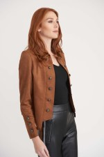 Joseph Ribkoff Short Military Jacket