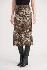 Joseph Ribkoff Animal Skirt