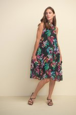 Joseph Ribkoff Tropical Dress