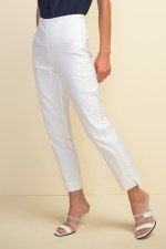 Joseph Ribkoff Side Trim Crop Trousers