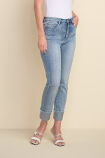 Joseph Ribkoff Cuff Jeans