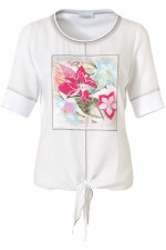 Just White Orchid T-Shirt