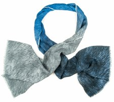 Kapre Brushed Print Scarf