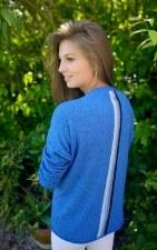 Luella Cashmere Stripe Jumper