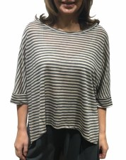Mama b. Kira Striped Top