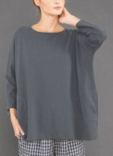 Mama b. Elba Fleece Top