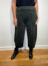 Mama b. Bianco Cord Trousers