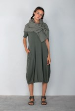 Mama b. Dogliani Plain Dress